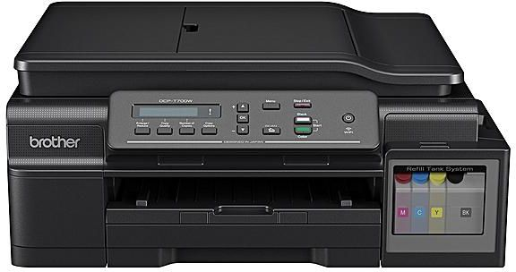 Brother DCP-T700W Refill Ink Tank Printer