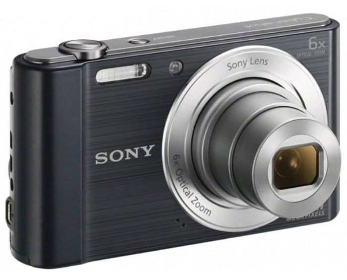 Sony Cyber-shot DSC-W810, 20.1 mp , 6x zoom