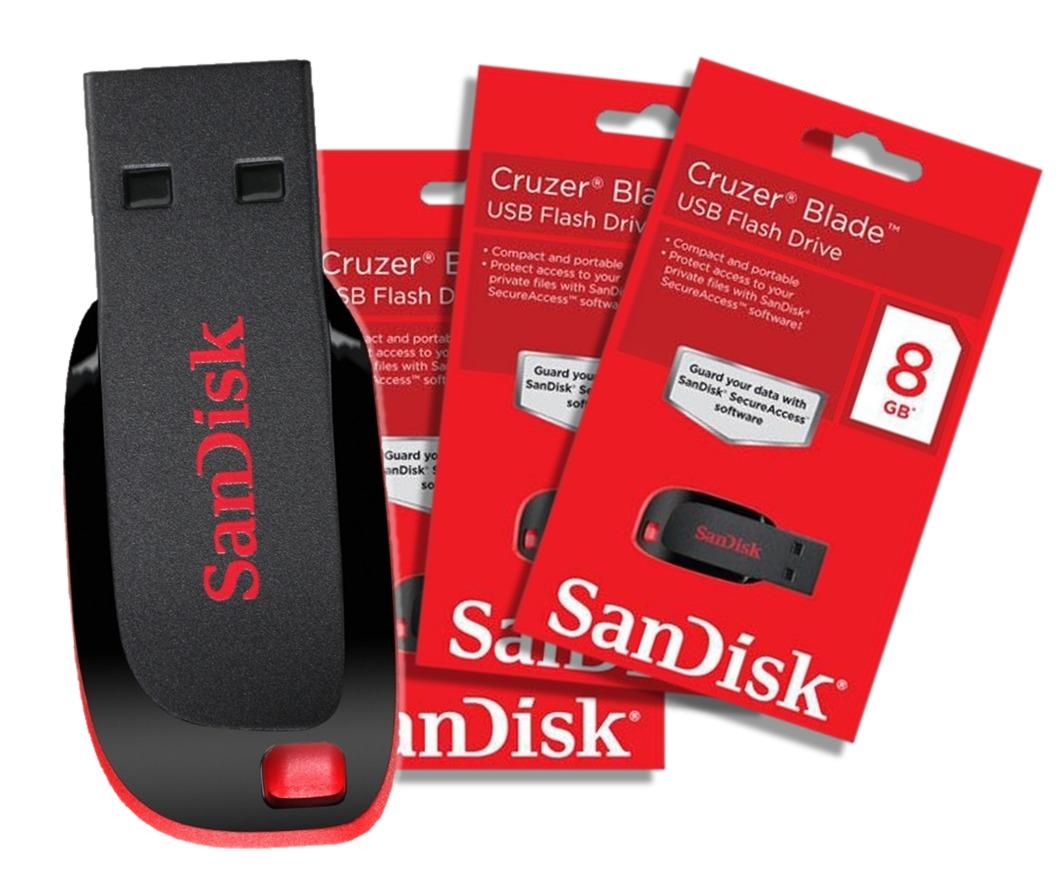 Sandisk 8GB Flash Drive