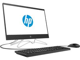 HP 200 G3 AiO PC Core i5 4GB RAM 1TB HDD