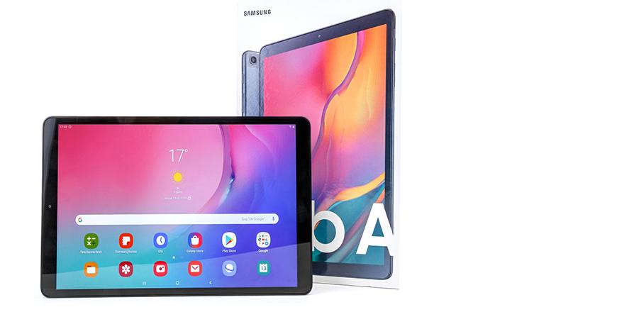 Galaxy Tab A10.1 2019, 32GB ROM, 2GB RAM