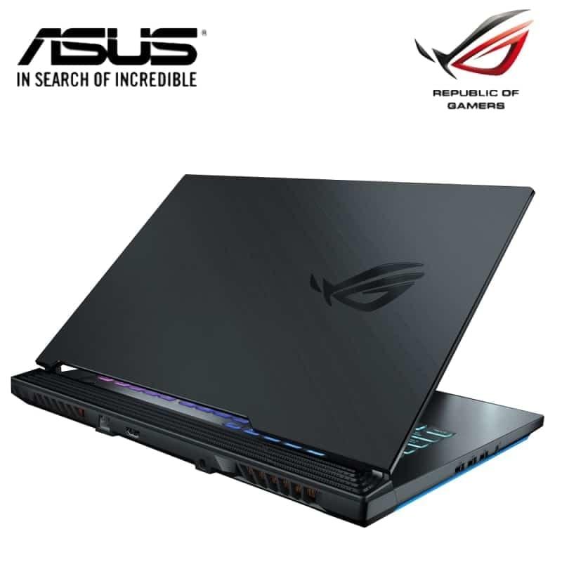 ASUS ROG STRIX G-531GT GAMING,  i7, 16GBRAM, 256GB SSD + 1TB HDD, Win10