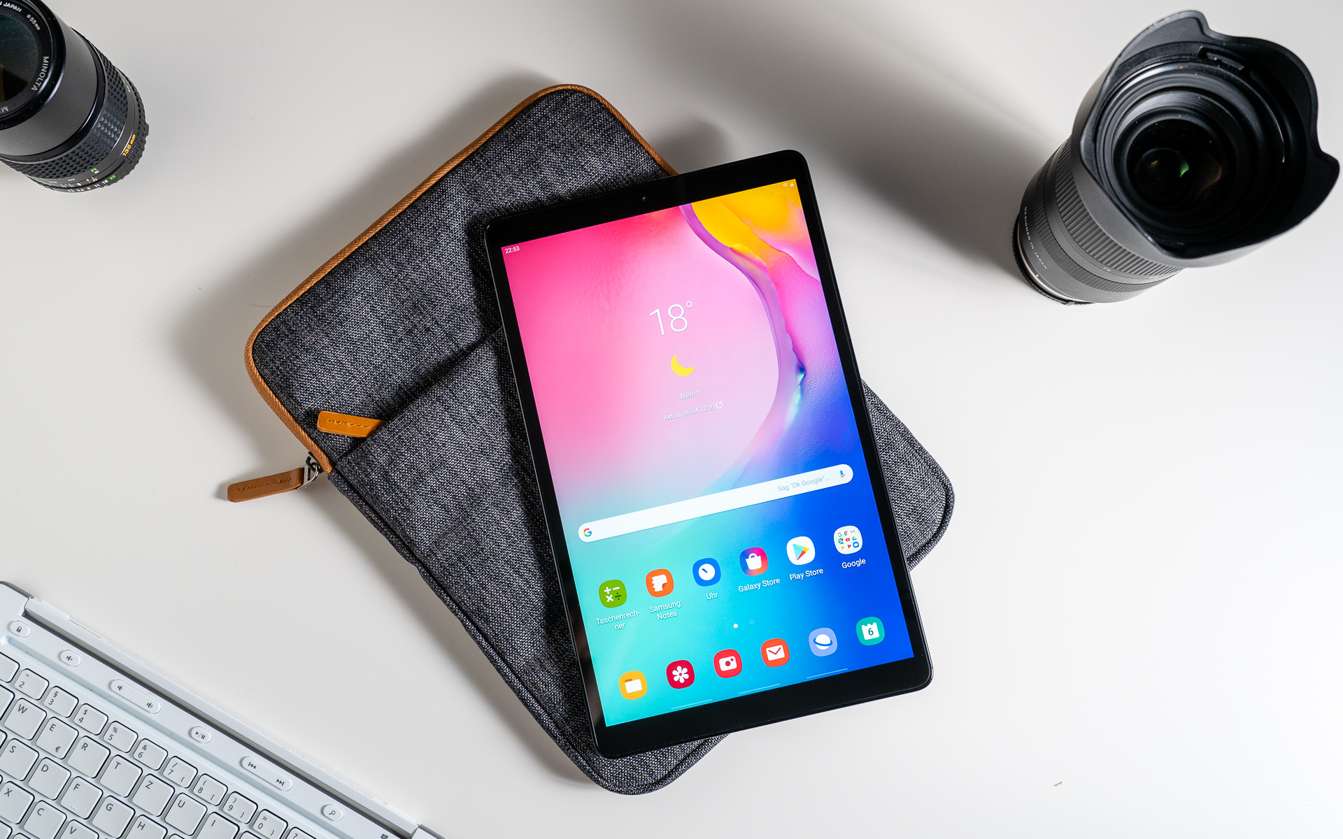 Samsung Galaxy Tab A 10.1 2019, 32GB rom, 2GB ram,
