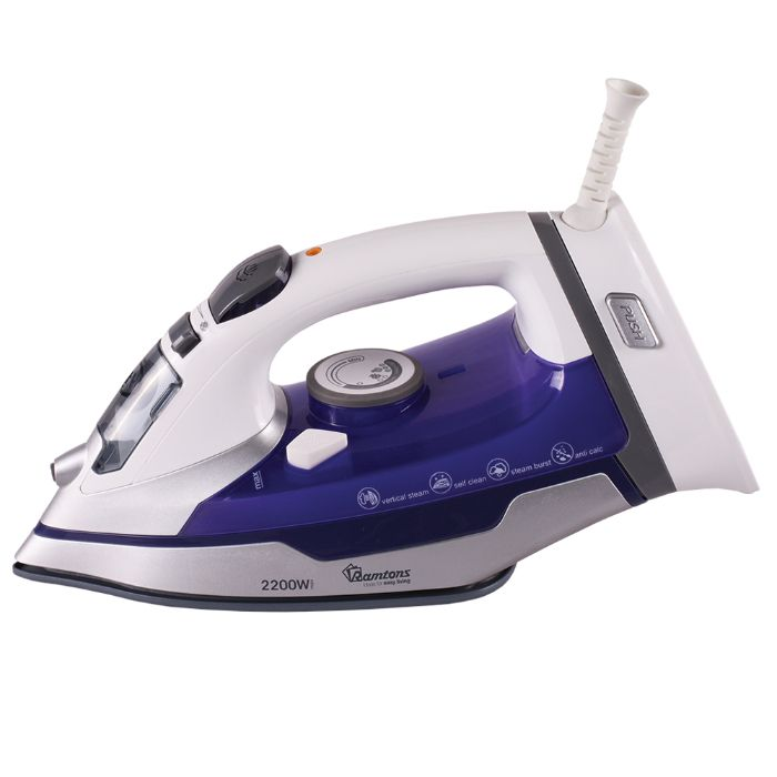 RAMTONS STEAM IRON  (RM/488)
