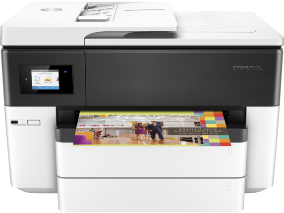 HP OFFICEJET PRO 7740 WIRELESS