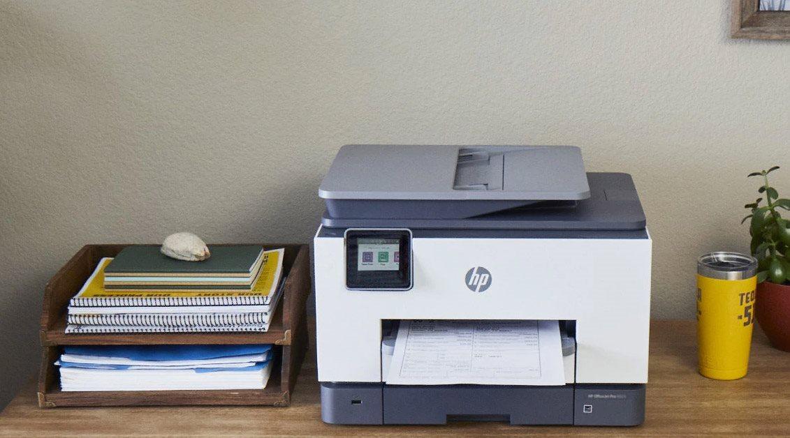 HP OFFICEJET MFP 8023 PRINTER