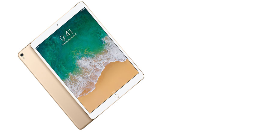Apple iPad pro 10.5″ 64GB, 4GB RAM