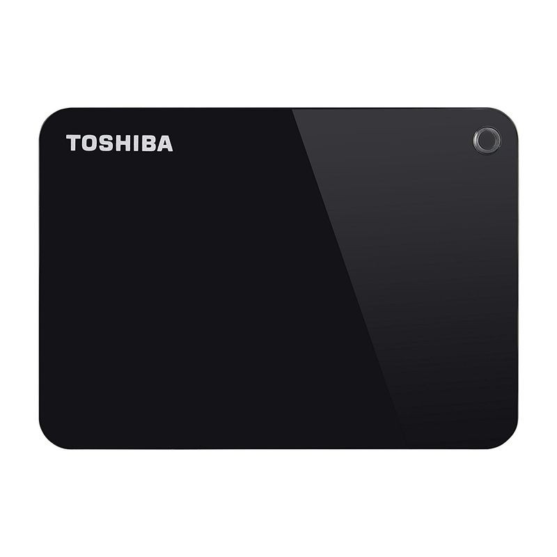 TOSHIBA 2TB Portable External Hard Drive