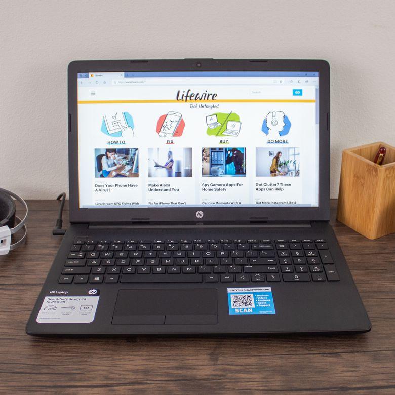 HP Notebook 15,core i3,4GB RAM,500GB HDD