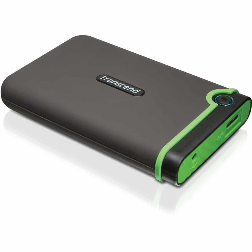Transcend 500GB External Hard Disk