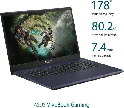 ASUS VIVOBOOK F571GD, i7, 16GB RAM 1TB HDD