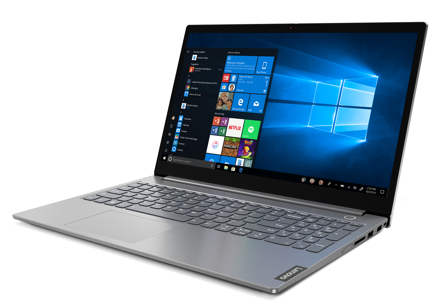 Lenovo Think book 15- i5, 8GB RAM,1TB
