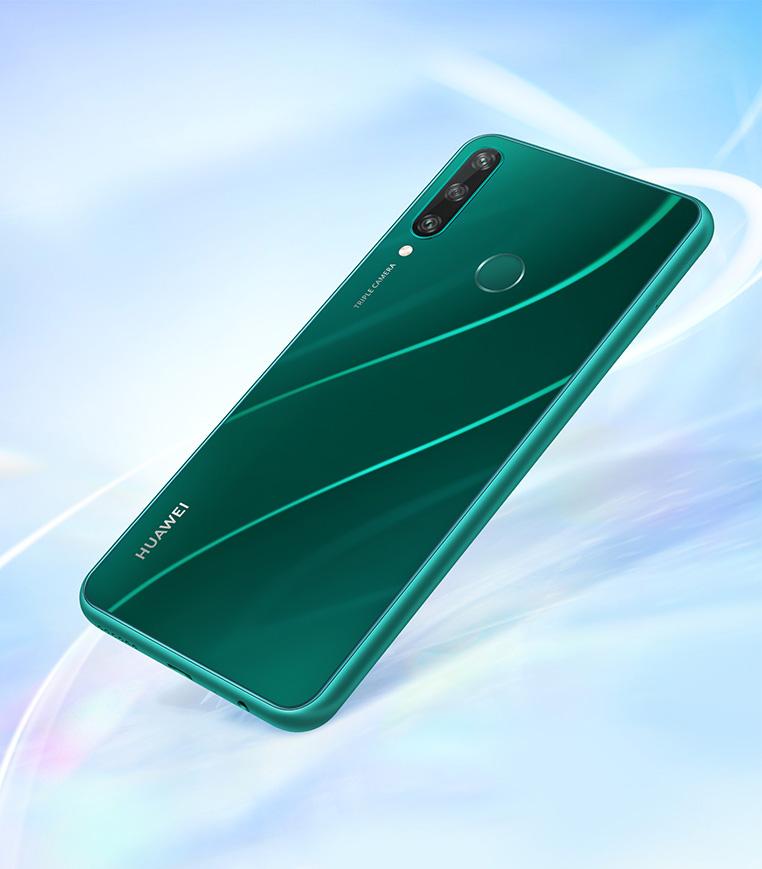 Huawei Y6P,4GB Ram,64GB Rom