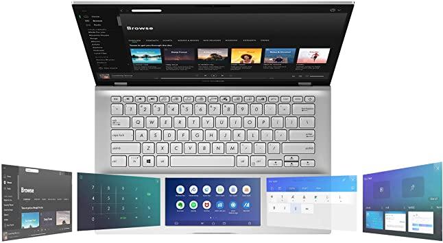 Asus Vivobook s432FA,i5, 8GB Ram, 512GB SSD