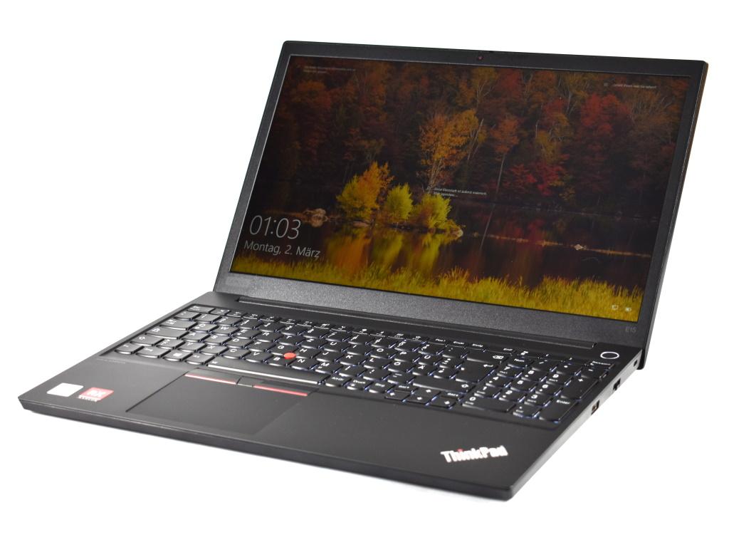 Lenovo ThinkPad E15, i5-10210U