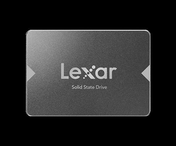 """Lexar NS100 2.5"""" SATA III (6GB/S) 256GB Solid-State Drive"""