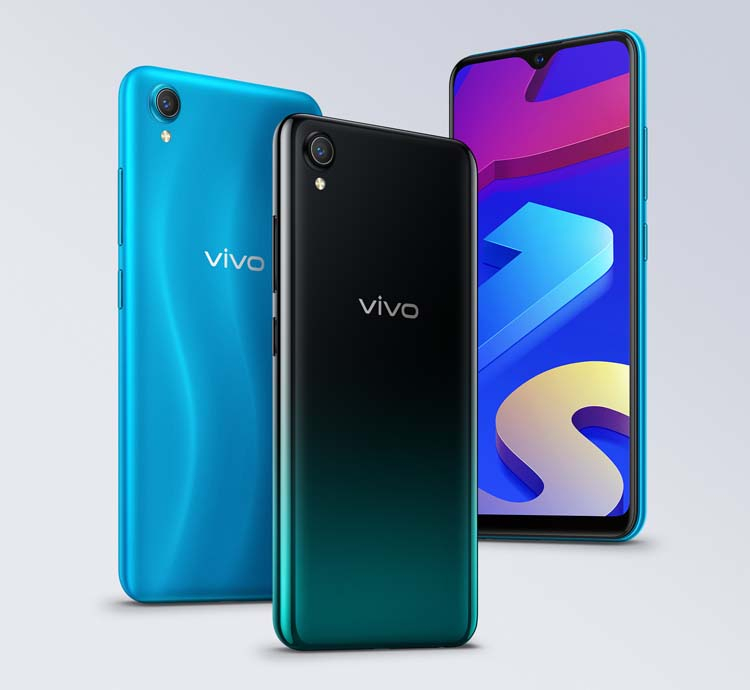 "VIVO Y1S,2gb ram, 32gb rom, 6.35""display"