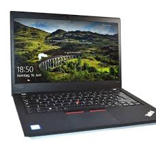 LENOVO THINKPAD T490 Intel Core i7, 8GB RAM, 512GB SSD