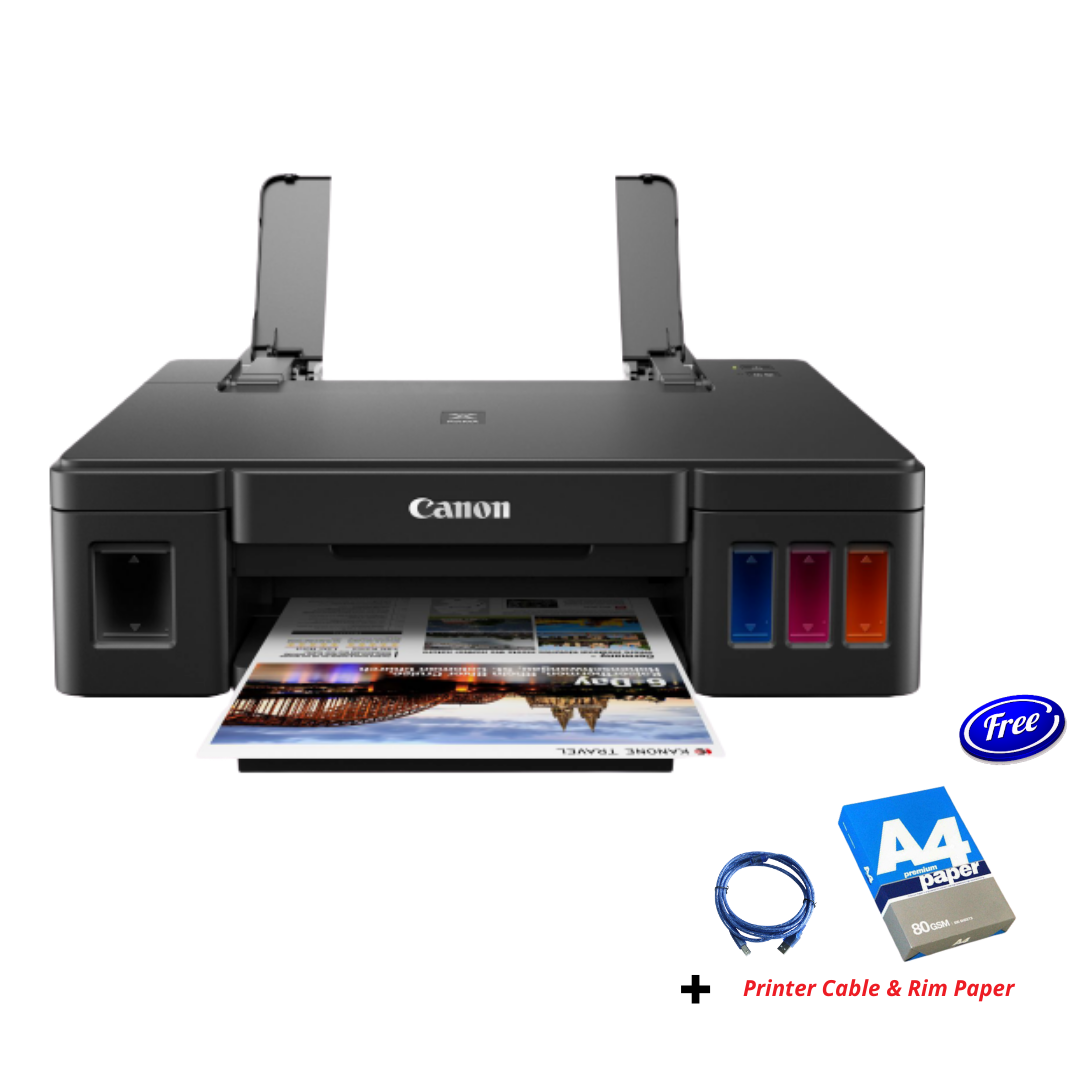 Canon PIXMA G2411 [print, scan, copy, borderless photo printer]