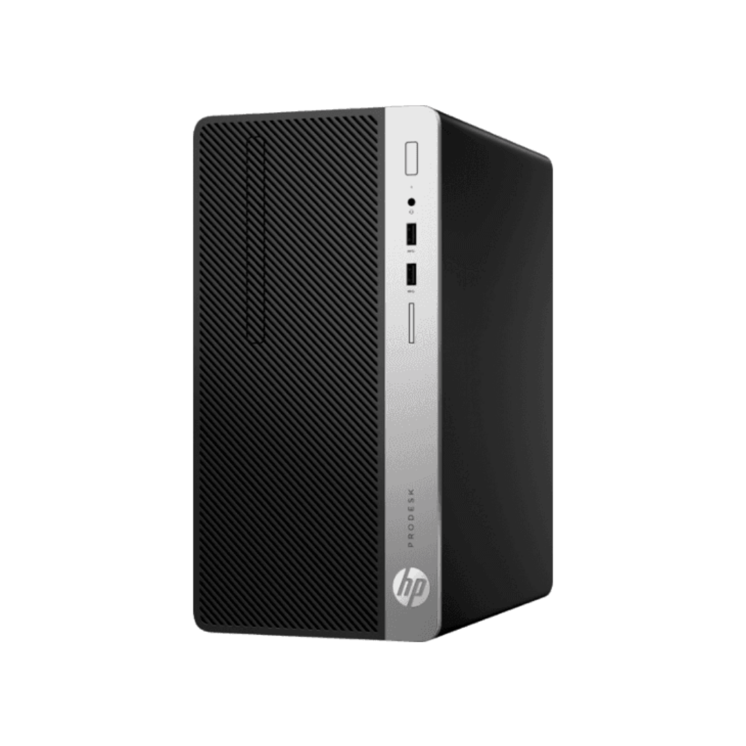 HP PRODESK 400 G6 MT [1TB HDD+512GB SSD, 16GB RAM, Core i5]