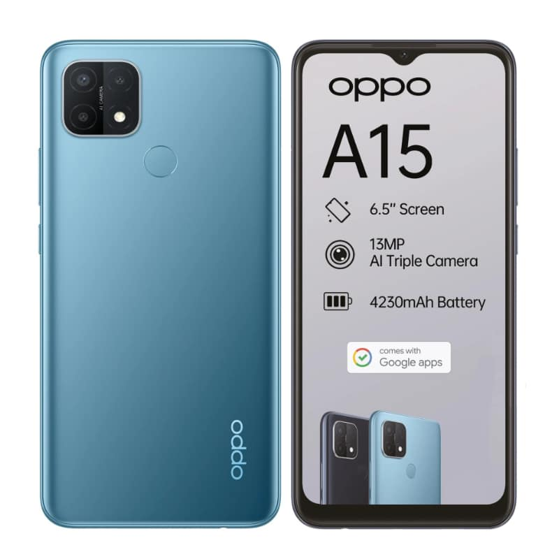 Oppo-A15