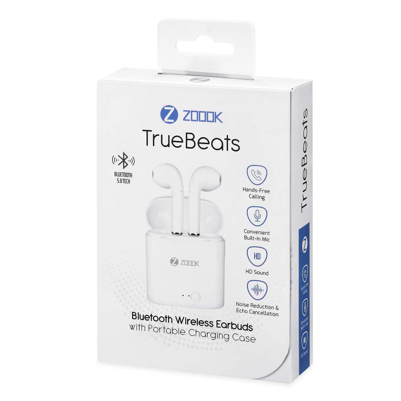 ZOOOK TRUE BEATS 2.0 - BLUETOOTH