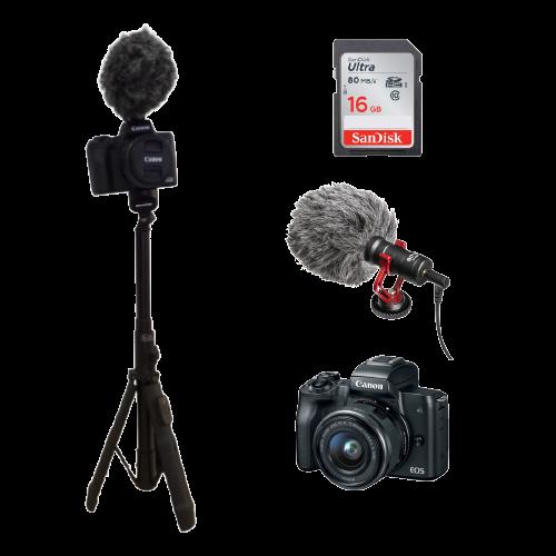 vlogger's kit