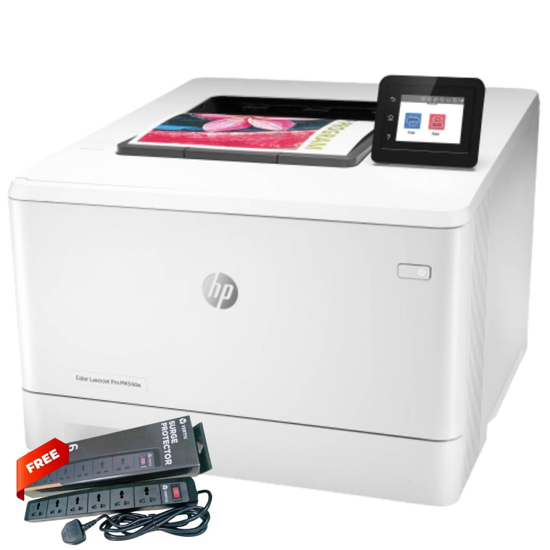 HP LaserJet M454DW Printer
