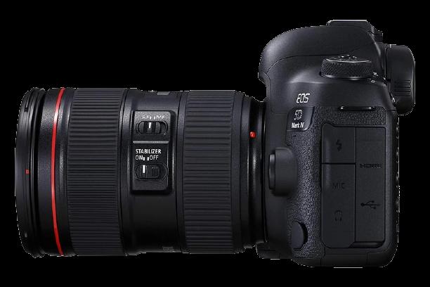 Canon 5D Mark IV [24-105mm f/4L II Lens]