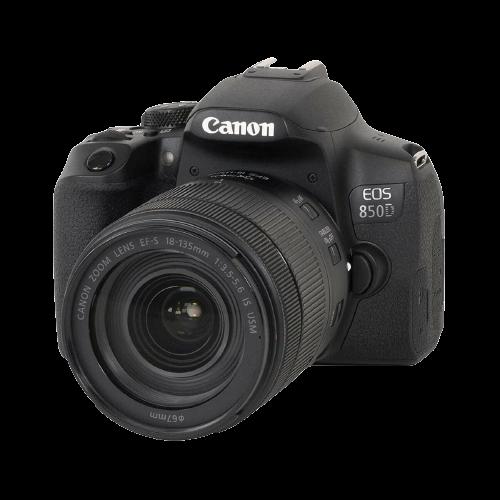 Canon 850(18-135mm)